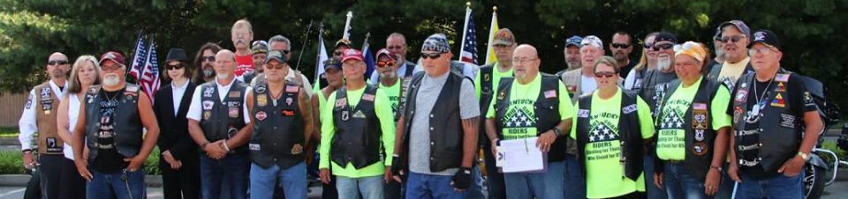 Kentucky Patriot Guard Riders